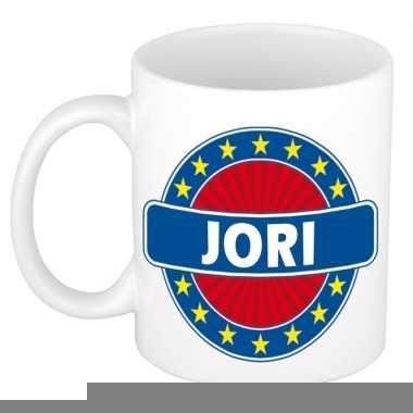 Feest namen koffiemok theebeker jori 300 ml