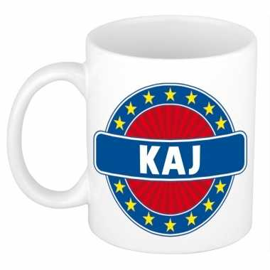 Feest namen koffiemok theebeker kaj 300 ml