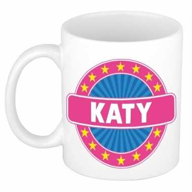 Feest namen koffiemok theebeker katy 300 ml