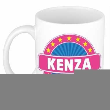 Feest namen koffiemok theebeker kenza 300 ml