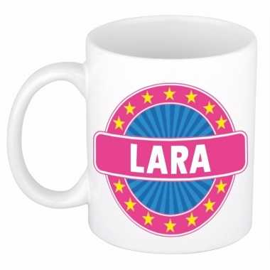 Feest namen koffiemok theebeker lara 300 ml