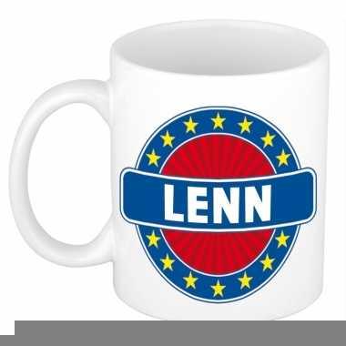 Feest namen koffiemok theebeker lenn 300 ml