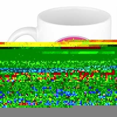 Feest namen koffiemok theebeker liva 300 ml