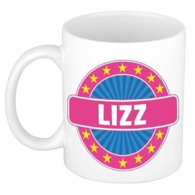 Feest namen koffiemok theebeker lizz 300 ml