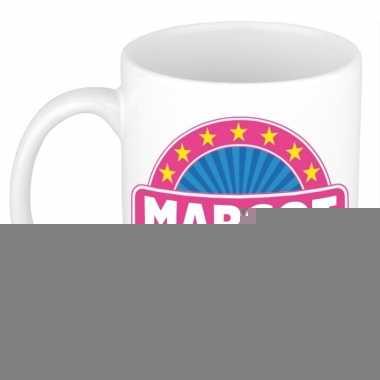 Feest namen koffiemok theebeker margot 300 ml