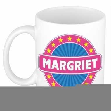 Feest namen koffiemok theebeker margriet 300 ml