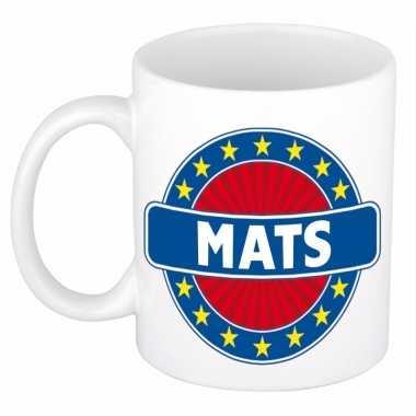 Feest namen koffiemok theebeker mats 300 ml