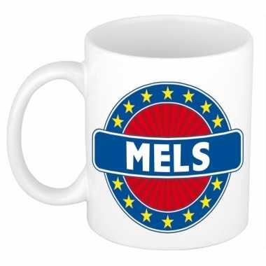 Feest namen koffiemok theebeker mels 300 ml