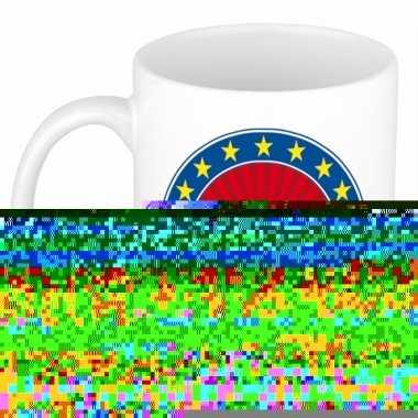 Feest namen koffiemok theebeker michel 300 ml