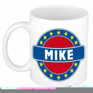 Feest namen koffiemok theebeker mike 300 ml