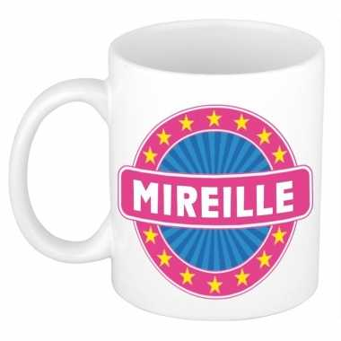 Feest namen koffiemok theebeker mireille 300 ml