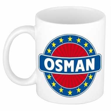Feest namen koffiemok theebeker osman 300 ml