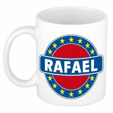 Feest namen koffiemok theebeker rafael 300 ml