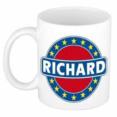 Feest namen koffiemok theebeker richard 300 ml