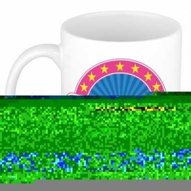 Feest namen koffiemok theebeker rinske 300 ml