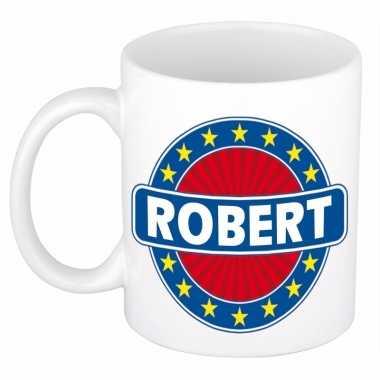 Feest namen koffiemok theebeker robert 300 ml