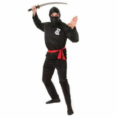 Feest ninja warrior pakken heren