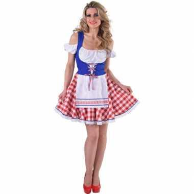 Feest oktoberfest dirndl hollands meisje