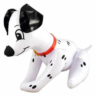 Feest opblaasbare hond 50 cm