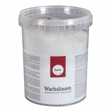 Feest paraffine was pastilles wit 800 gram