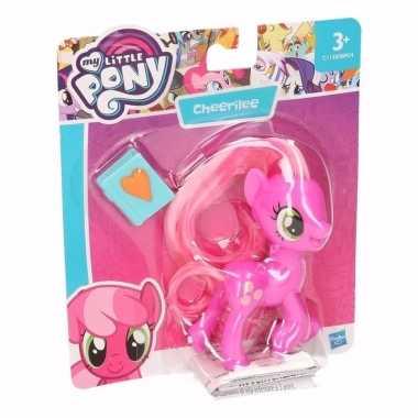 Feest plastic my little pony poppetje cheerilee 8 cm