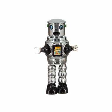 Feest retro robot 22 cm