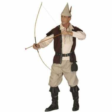 Feest robin hood kleding voor heren