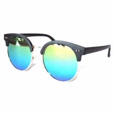 b93c5430b728fc Ronde spiegel dames zonnebril model 1398