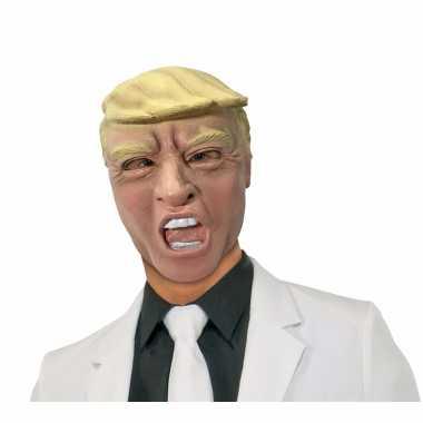 Feest rubber masker van donald trump