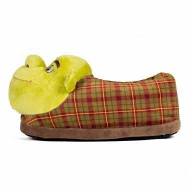 99724d7d2d6 Shrek sloffen voor dames en heren | Feestwinkel-online.nl