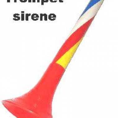 Feest sirene trompetten
