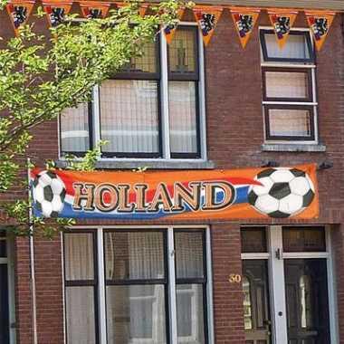 Feest spandoek holland 370 x 60 cm