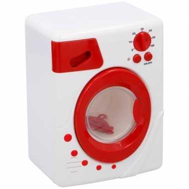 Feest speelgoed wasmachine met licht en geluid voor kinderen