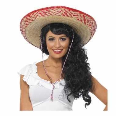 Feest super grote dames sombrero