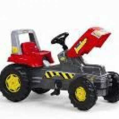Feest tractor trapauto