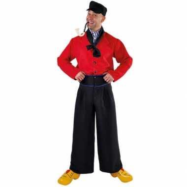 Feest volendams kostuum voor heren