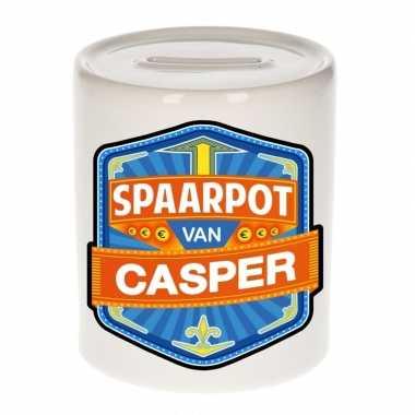Feest vrolijke casper spaarpotten voor kinderen