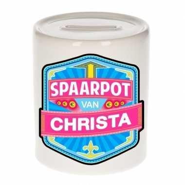 Feest vrolijke christa spaarpotten voor kinderen