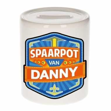 Feest vrolijke danny spaarpotten voor kinderen