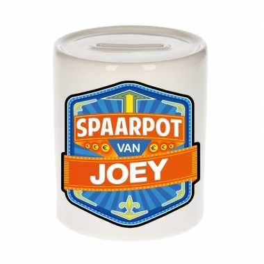 Feest vrolijke joey spaarpotten voor kinderen