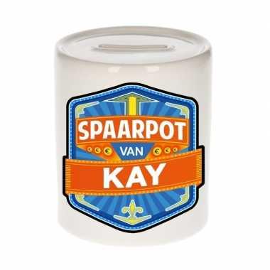 Feest vrolijke kay spaarpotten voor kinderen