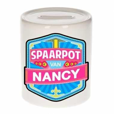 Feest vrolijke nancy spaarpotten voor kinderen
