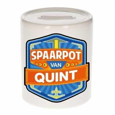 Feest vrolijke quint spaarpotten voor kinderen