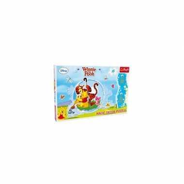 Feest wand puzzel winnie de pooh