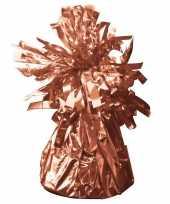 Ballonnen rose gouden gewicht 170 gram