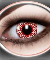 Bloederige ogen feestlenzen