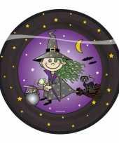 Bordjes voor een heksenfeest 10145072