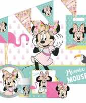 Disney minnie mouse thema kinderfeestje feestpakket 2 6 personen