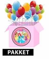 Disney princess feestpakket