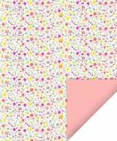 Feest 4x geschenkpapier party thema 70 x 200 cm